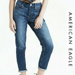 AEO Vintage Hi-Rise jeans size 14
